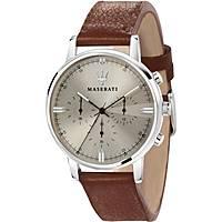 montre chronographe homme Maserati  Eleganza R8871630001