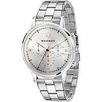 montre chronographe homme Maserati  Eleganza R8873630002