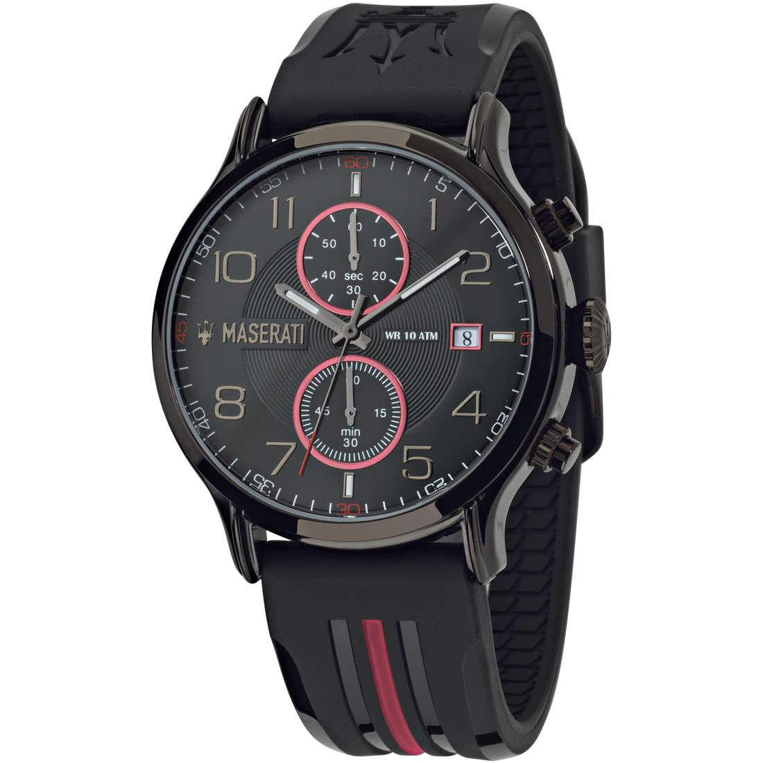 montre chronographe homme Maserati Epoca R8871618005