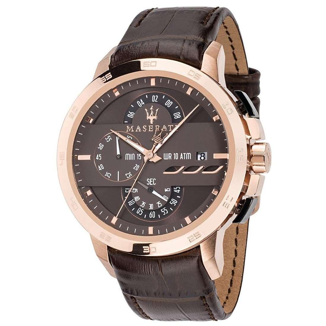 montre chronographe homme Maserati Ingegno R8871619001