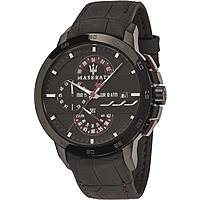 montre chronographe homme Maserati Ingegno R8871619003