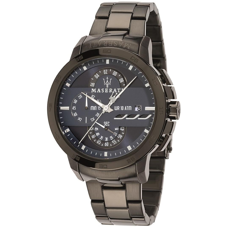 montre chronographe homme Maserati Ingegno R8873619001
