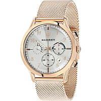 montre chronographe homme Maserati Ricordo R8873625002
