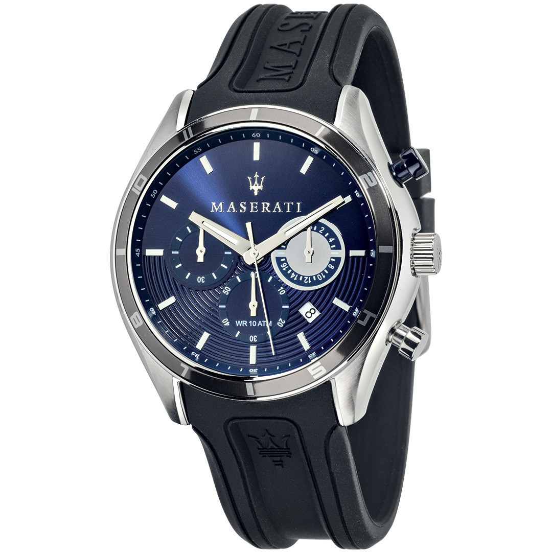 montre chronographe homme maserati sorpasso r8871624003 chronographes maserati. Black Bedroom Furniture Sets. Home Design Ideas