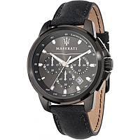 montre chronographe homme Maserati Successo R8871621002