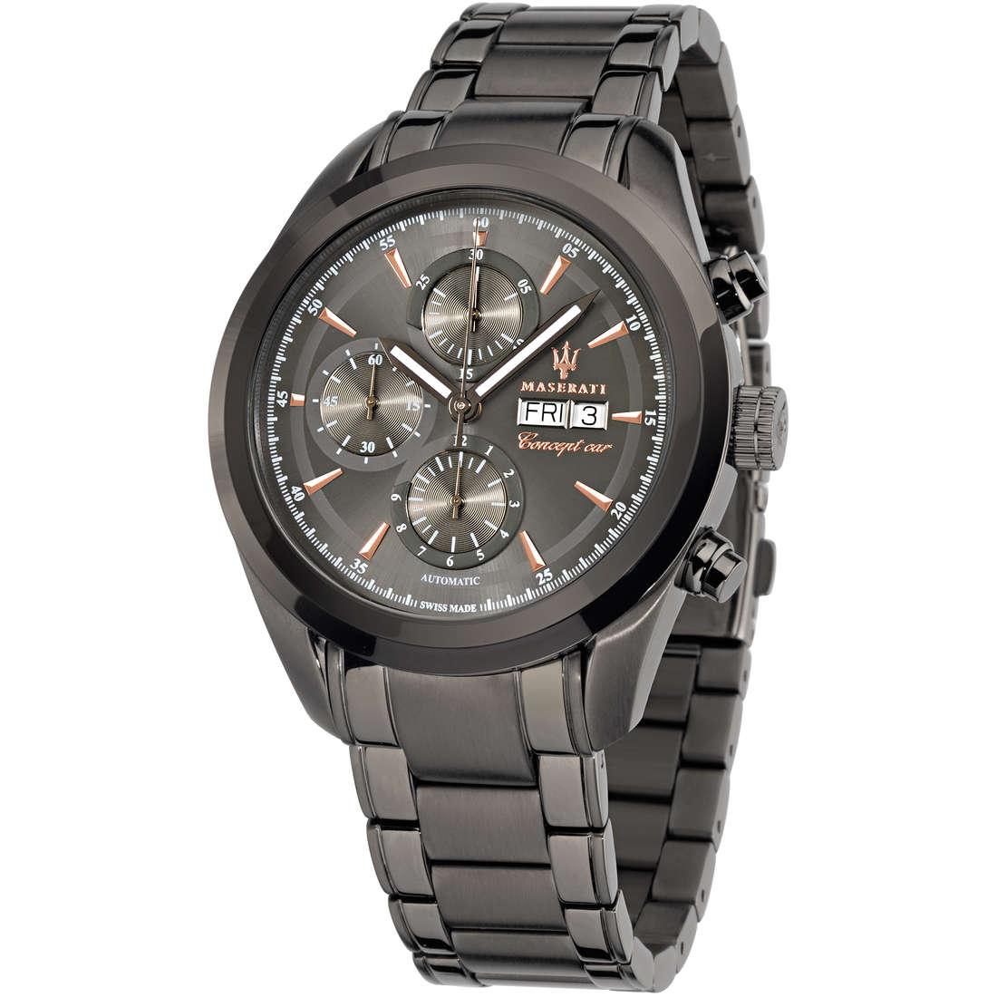 montre chronographe homme Maserati Traguardo R8843612001