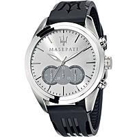 montre chronographe homme Maserati Traguardo R8871612012