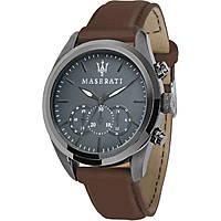 montre chronographe homme Maserati Traguardo R8871612018