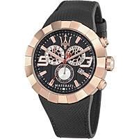 montre chronographe homme Maserati TRIDENTE R8871603002