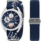 montre chronographe homme Maserati  Trimarano R8851132003