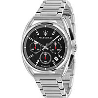 montre chronographe homme Maserati  Trimarano R8873632003