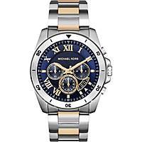 montre chronographe homme Michael Kors Brecken MK8437