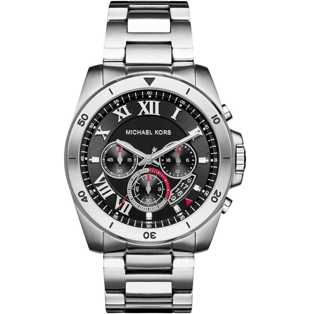 montre chronographe homme Michael Kors Brecken MK8438