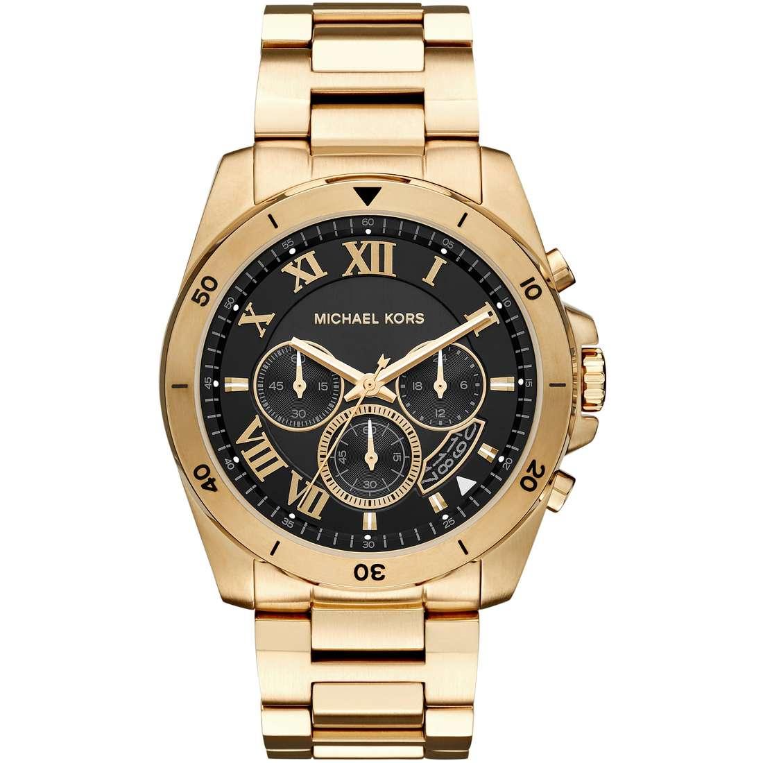 montre chronographe homme Michael Kors Brecken MK8481