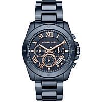 montre chronographe homme Michael Kors Brecken MK8610