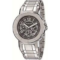 montre chronographe homme Morellato Black & White SHT002