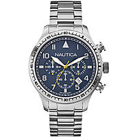 montre chronographe homme Nautica Bfd 105 Chrono A18713G