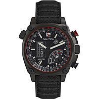 montre chronographe homme Nautica Millrock NAPMLR003
