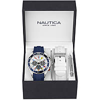 montre chronographe homme Nautica NAD18530G