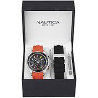 montre chronographe homme Nautica NAD18531G