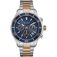 montre chronographe homme Nautica NAD21508G