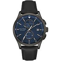 montre chronographe homme Nautica Nct 19 NAD18522G