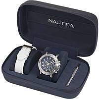 montre chronographe homme Nautica Prh Box NAPPRH007