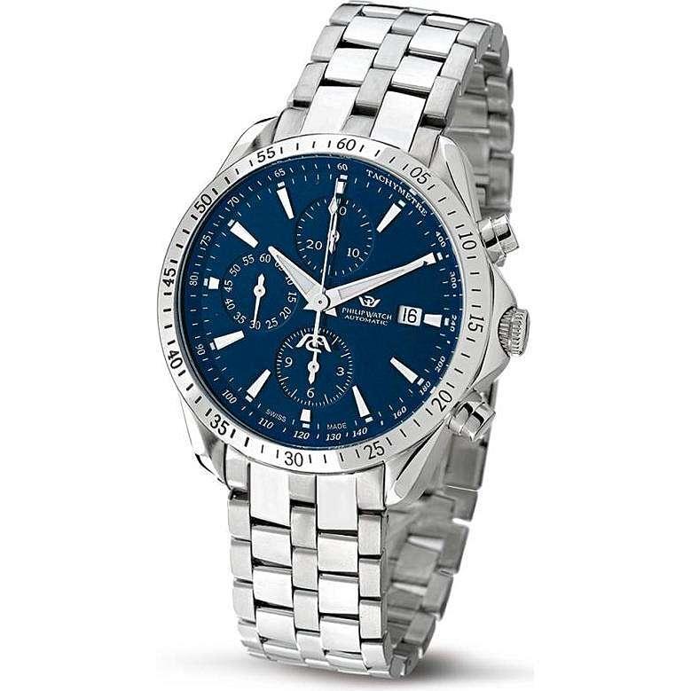 montre chronographe homme Philip Watch Blaze R8243995035