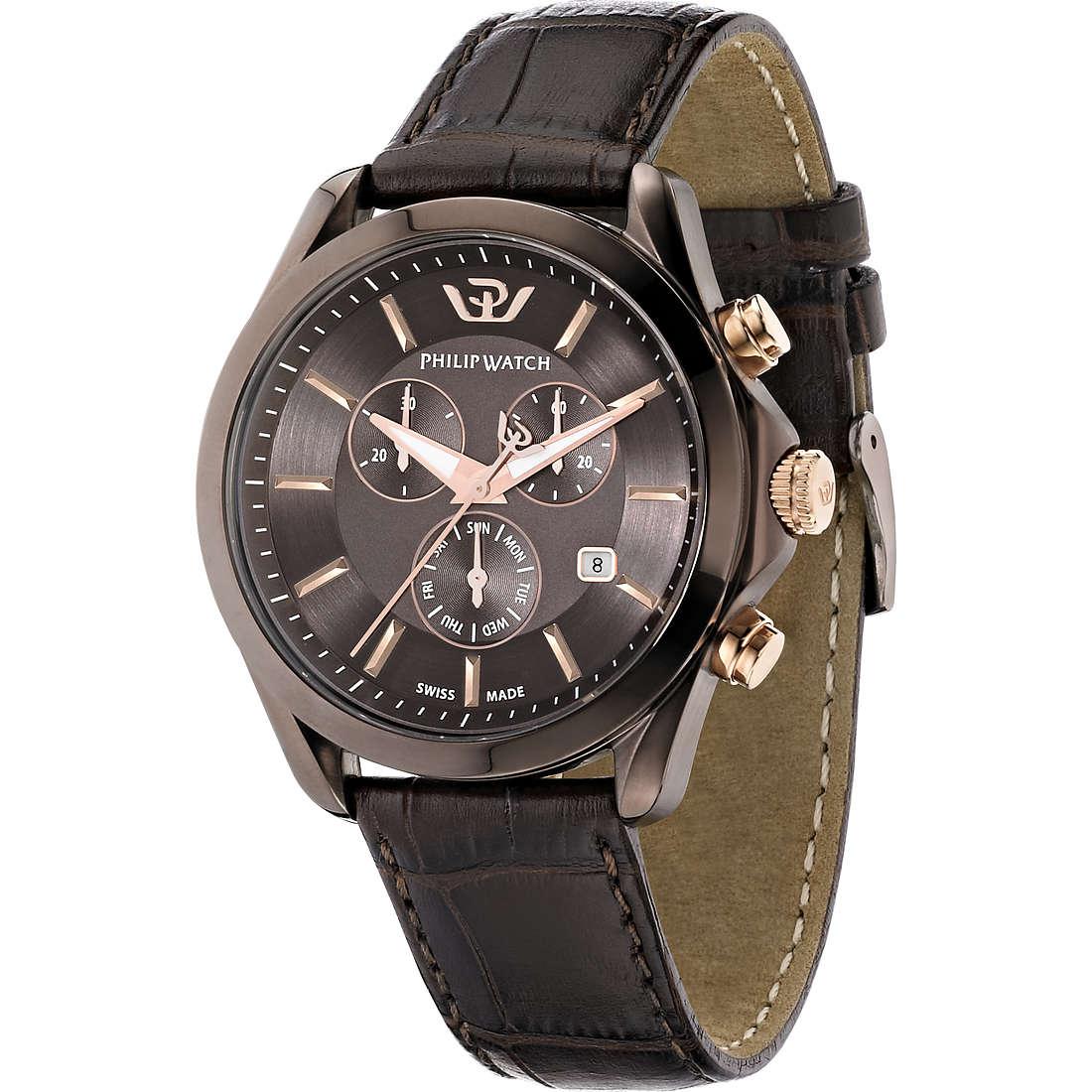 montre chronographe homme Philip Watch Blaze R8271665003
