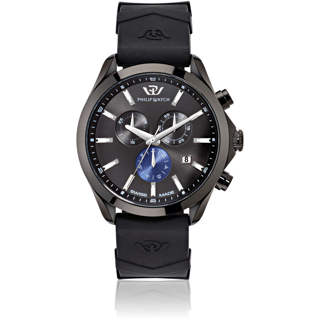 montre chronographe homme Philip Watch Blaze R8271665006