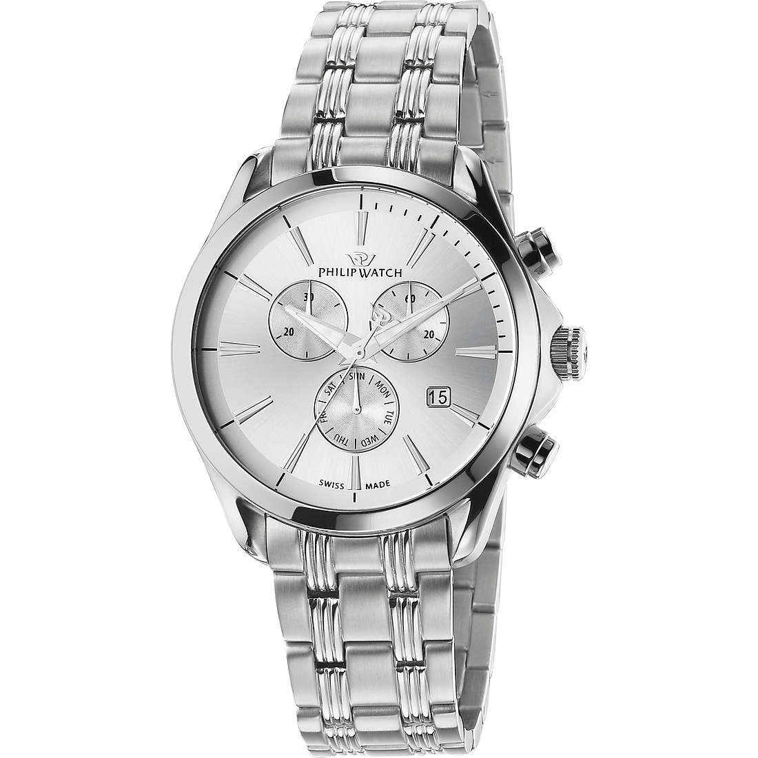 montre chronographe homme Philip Watch Blaze R8273995001