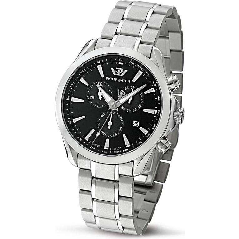 montre chronographe homme Philip Watch Blaze R8273995225
