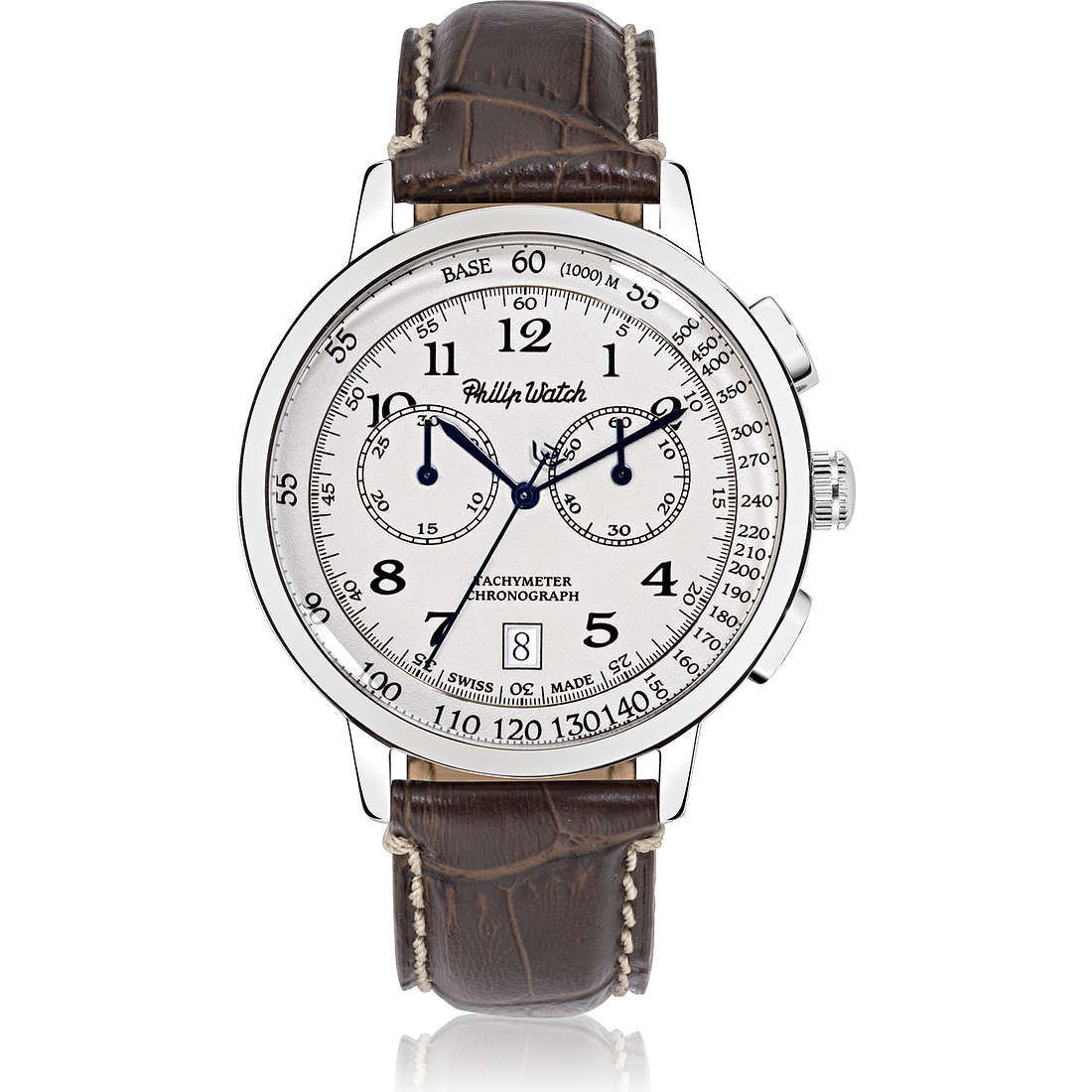 montre chronographe homme Philip Watch Grand Archive R8271698004