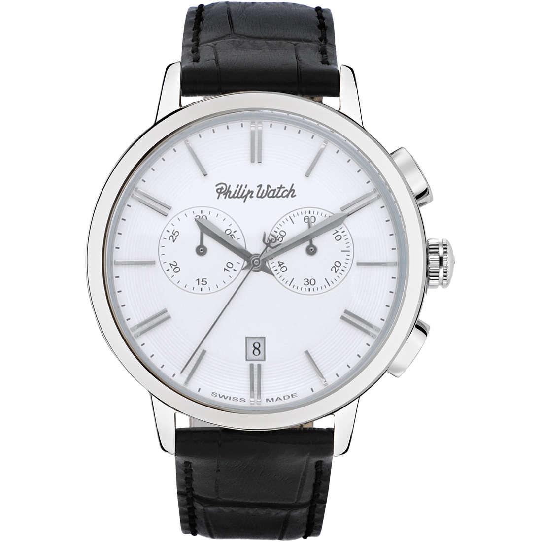 montre chronographe homme Philip Watch Grand Archive R8271698007