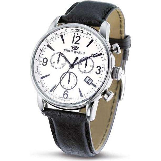 montre chronographe homme Philip Watch Kent R8271678002