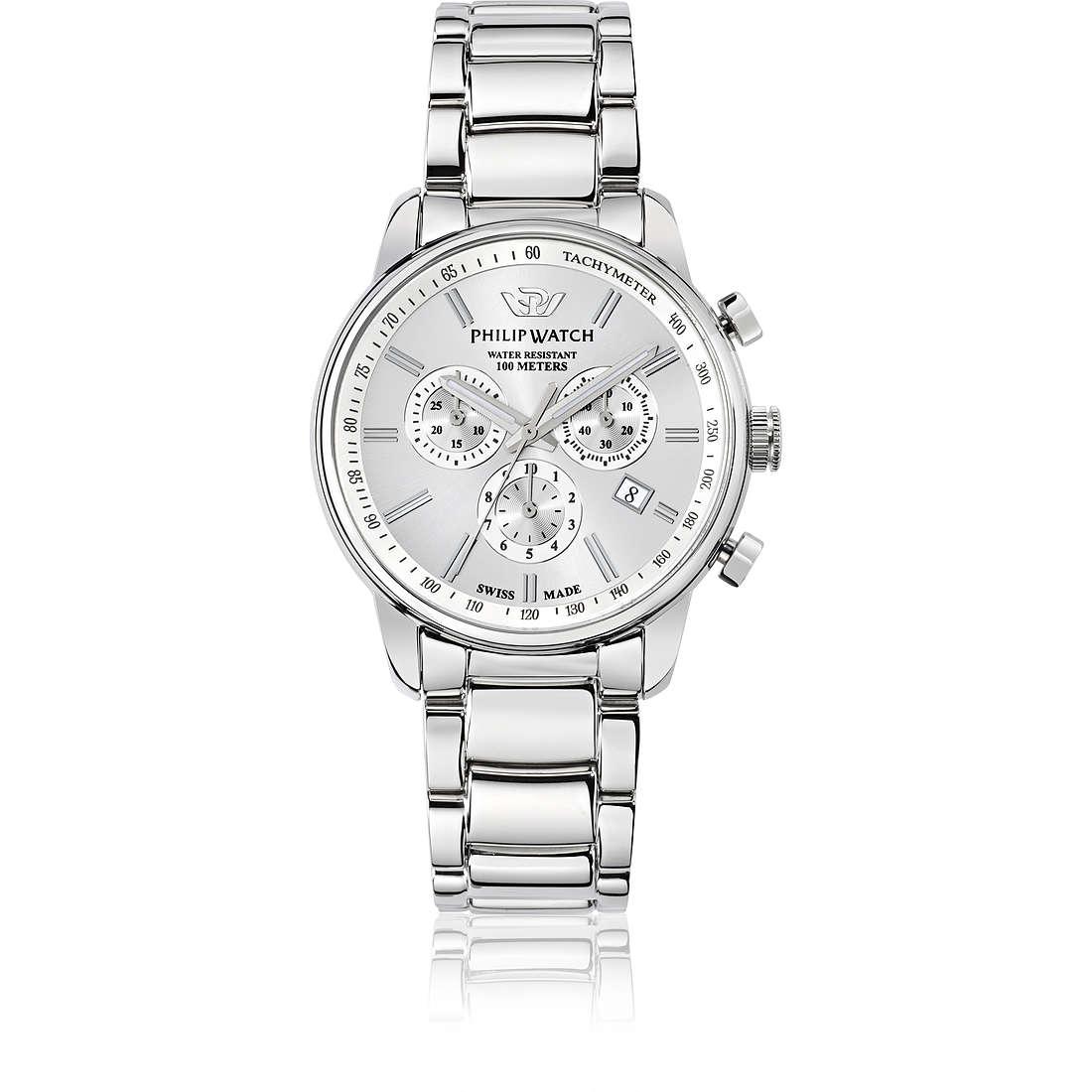 montre chronographe homme Philip Watch Kent R8273678005