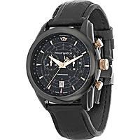 montre chronographe homme Philip Watch Seahorse R8271996004