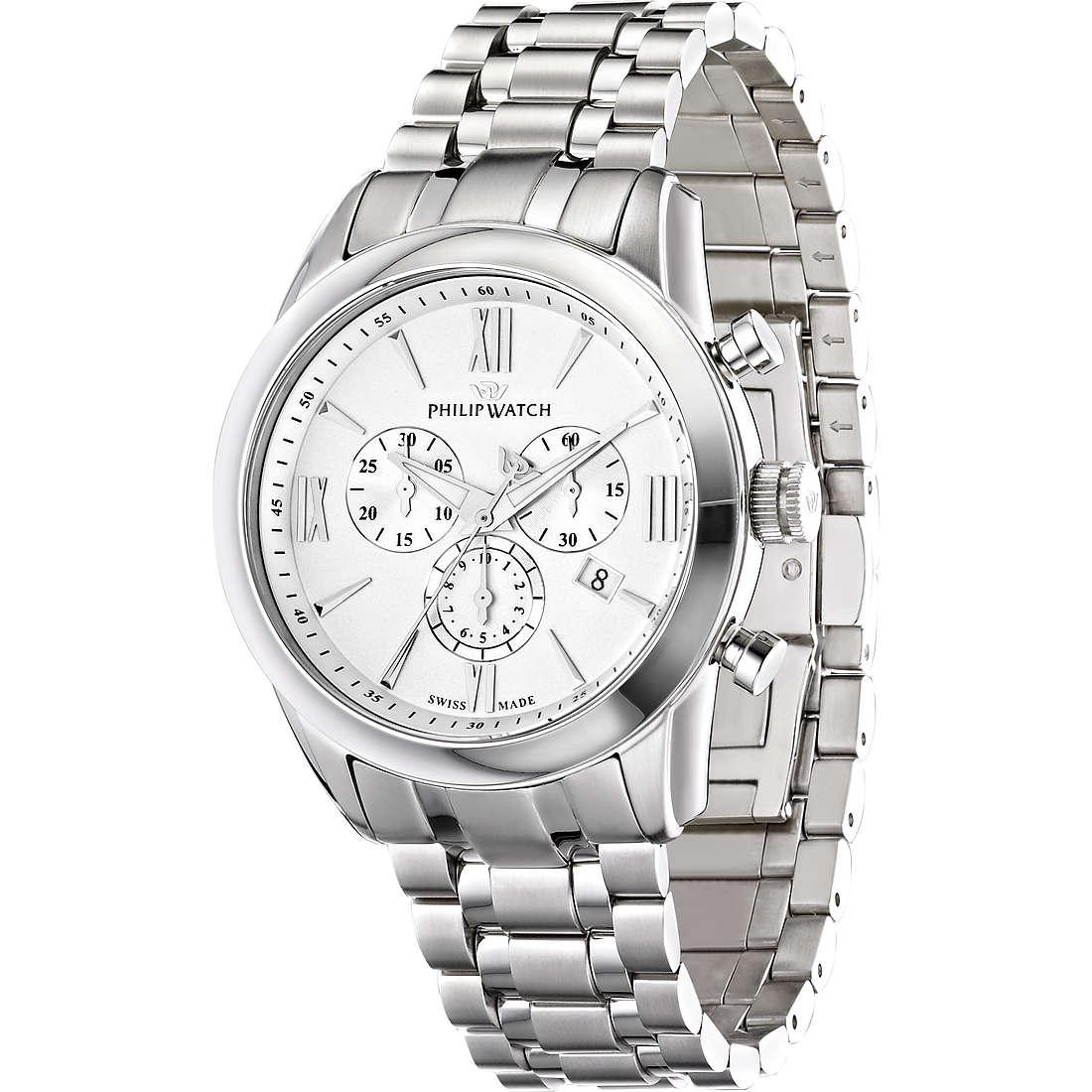 montre chronographe homme Philip Watch Seahorse R8273996001