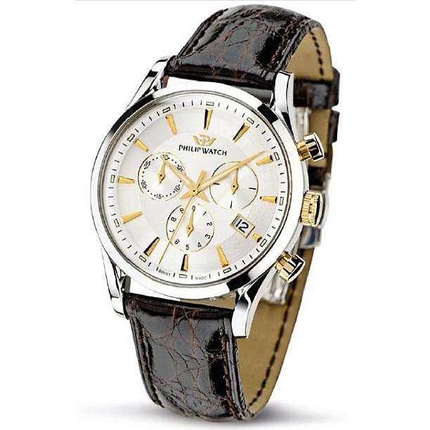 montre chronographe homme Philip Watch Sunray R8271908002