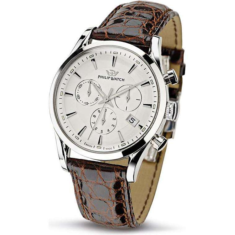 montre chronographe homme Philip Watch Sunray R8271908003