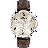 montre chronographe homme Philip Watch Truman R8271695001