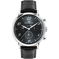 montre chronographe homme Philip Watch Truman R8271695002