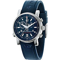 montre chronographe homme Philip Watch Wales R8271693001