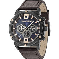 montre chronographe homme Police Armor R1471784001