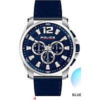 montre chronographe homme Police Grand Prix R1471685001