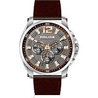 montre chronographe homme Police Grand Prix R1471685002