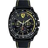 montre chronographe homme Scuderia Ferrari Aero FER0830165