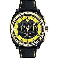 montre chronographe homme Scuderia Ferrari Aero FER0830291