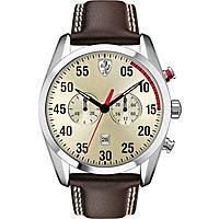 montre chronographe homme Scuderia Ferrari FER0830174