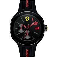 montre chronographe homme Scuderia Ferrari Fxx FER0830223